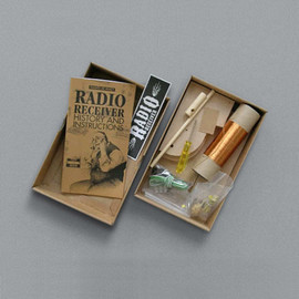 LABOUR AND WAIT - Radio Receiver Kit