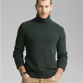 L.L.Bean - Cashmere Turtleneck