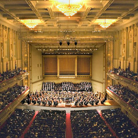 Boston Symphony Hall - Boston Symphony Orchestra