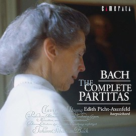 Edith Picht-Axenfeld - Bach: The Complete Partitas