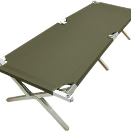 US Military Light Weight Folding Cot
