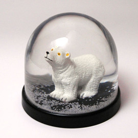 &Klevering - Wonder Ball polar bear