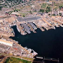 USA - Norfolk Ship Yard PSNS & IMF