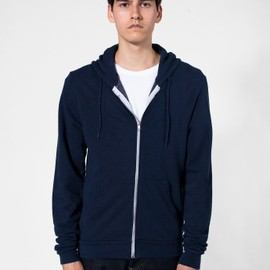 American Apparel - Dov's Hoodie Faded Navy
