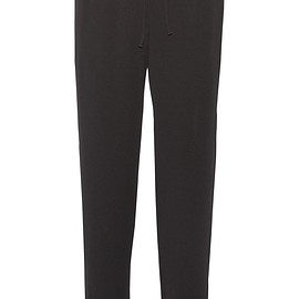 Theory - Tralpin crepe straight-leg pants