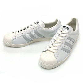 adidas - SUPER STAR 80s (WH/WH) 668430