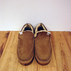 visvim - Island Lake Srippers-Folk