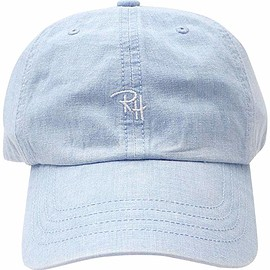 Ron Herman - ロンハーマン Ron Herman RH Chambray Cap キャップ LT.INDIGO