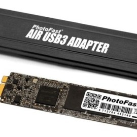 PhotoFast - Rumor: PhotoFast Told To Halt Production Of MacBook Air SSD Upgrade Kits
