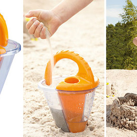 Haba - Manual 3D Sandcastle Printer: The Most Tedious Way to Have Fun at the Beach