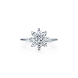 Tiffany & Co. - Flower Ring