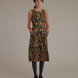 Nice things - Wild roses pockets dress