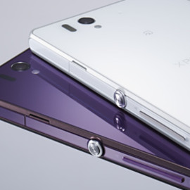 SONY - Xperia(TM) Z SO-02E