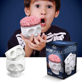 Fred & Friends - Nomskulls Cupcake Molds