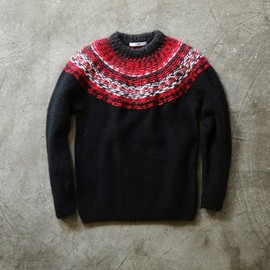 soe - Fisherman sweater