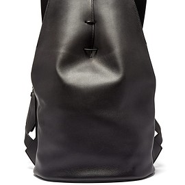 BERLUTI - Alessandro lace-up leather backpack