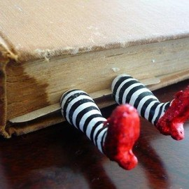 Wizard of Oz bookmark