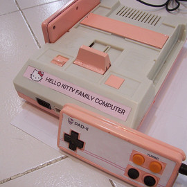 Hello Kitty Famicom