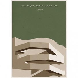 André Chiote - Iconic Architecture Illustrations