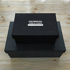 Good Design Shop x Comme des garcons - Shoe box
