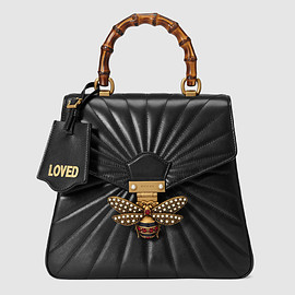 GUCCI - Queen Margaret quilted leather backpack