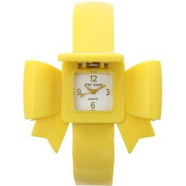 BETSEY JOHNSON - Bow Bangle Watch