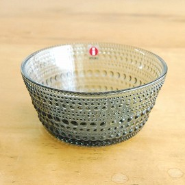 Iittala - Kastehelmi Bowl 230ml gray