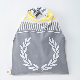 FRED PERRY, HIROCOLEDGE - コラボバッグ「SLEEVE BAG」