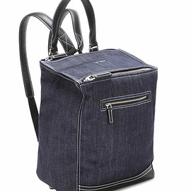 Givenchy - Pandora denim backpack