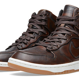 Nike - Dunk Lux High Premium SP - Classic Brown/Sail/Classic Brown