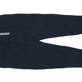 GRAMICCI - Fleece Narrow Rib Pants-Navy