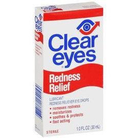 Clear eyes - Redness Relief Eye Drops, 1 fl oz