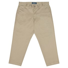 Cup and Cone - Custom Fit Chino Pants [Short] - Khaki