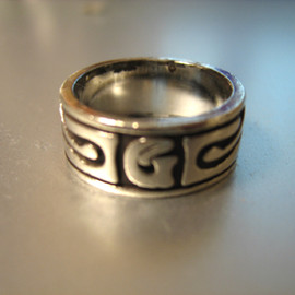 GOODENOUGH - Tribal Ring