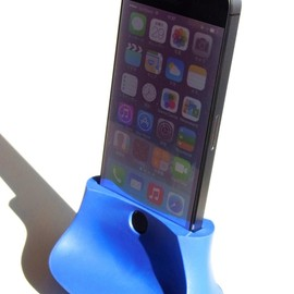 syui design - SWING for iPhone 5s (Blue)
