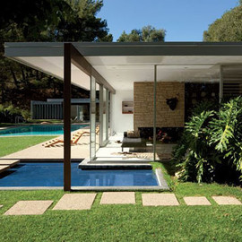 Richard Neutra - House in LA, California