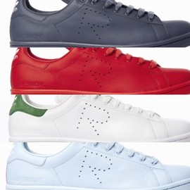 adidas - Stan Smith × Raf Simons 第2弾