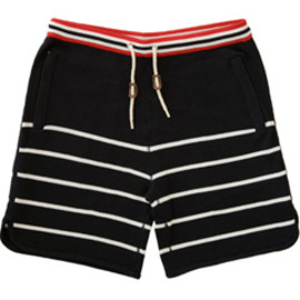 bal - Fine Gage Knit Short (navy)