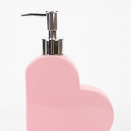 urban outfitters - Heart Soap Dispenser