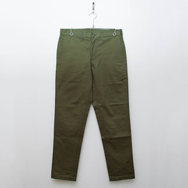 cup and cone - Custom Fit Chino Pant - Olive
