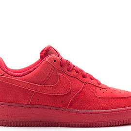 "NIKE - air force 1 07 lv8 ""solar red"""