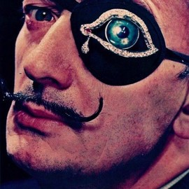 Salvador Dali - Eyepatch