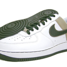 Nike - AIR FORCE 1 LOW 07 White/DK.Army