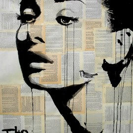 Loui Jover - and her bird can sing