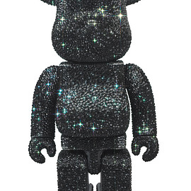 MEDICOM TOY - CRYSTAL DECORATE ONE OF KIND BE@RBRICK 400%