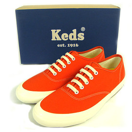 MARKAWARE / KEDS - DECK SHOES