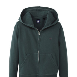 UU - K's UU sweat full-zip jacket(L)+