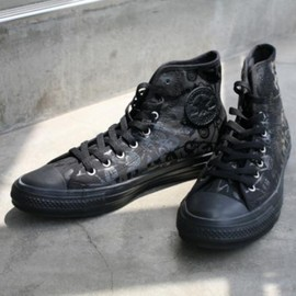 CONVERSE - JAM HOME MADE × CONVERSE ALL STAR JHM HI BLACK