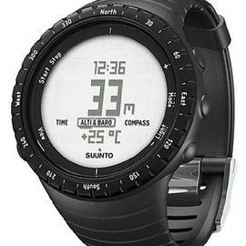 SUUNTO - Core Reguler Black  S014809000