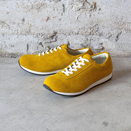blueover - blue over ブルーオーバー 2013/SS mikey v.suede マイキー ベロアスエード / mustard マスタード